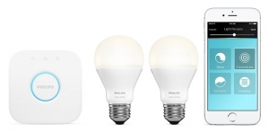 Panoramica Smart Lighting ( Illuminazione intelligente ) : DALI , KNX , Philps Hue, Apple Homekit